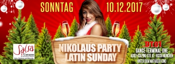 SALSA BACHATA NIKOLAUS PARTY