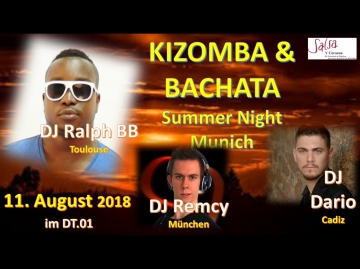 Kizomba & Bachata Summer Night Party