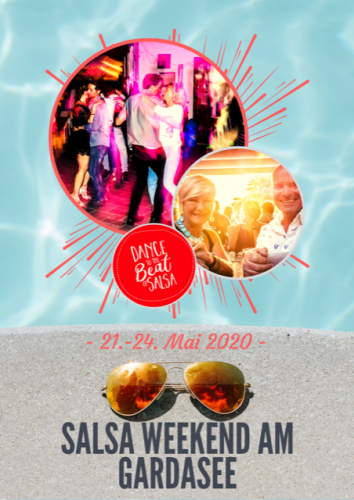 Salsa Weekend an den Gardasee 21.-24. Mai